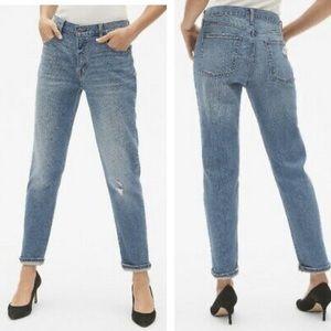 Gap Best Girlfriend Mid Rise Jeans